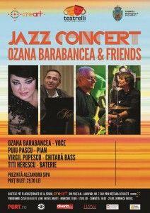 !31.01.2014 Concert Ozana Barabancea