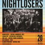 5 Nightlosers afis - toate siglele