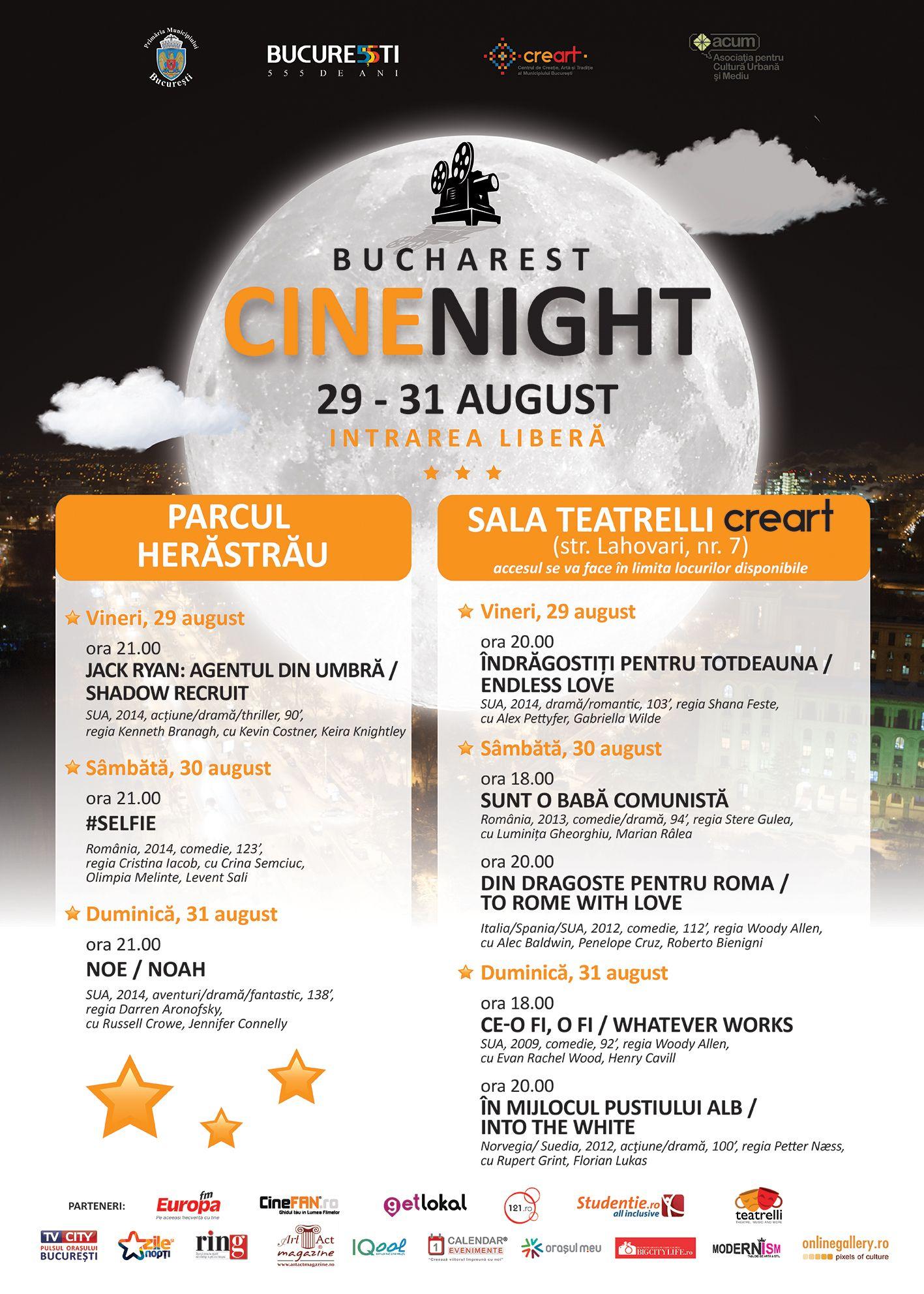 Bucharest CineNight