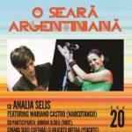 3 Afis concert Analia Selis