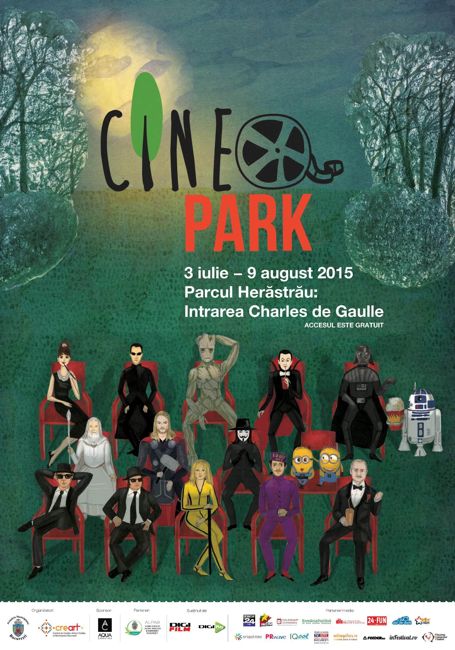Afis CineParK