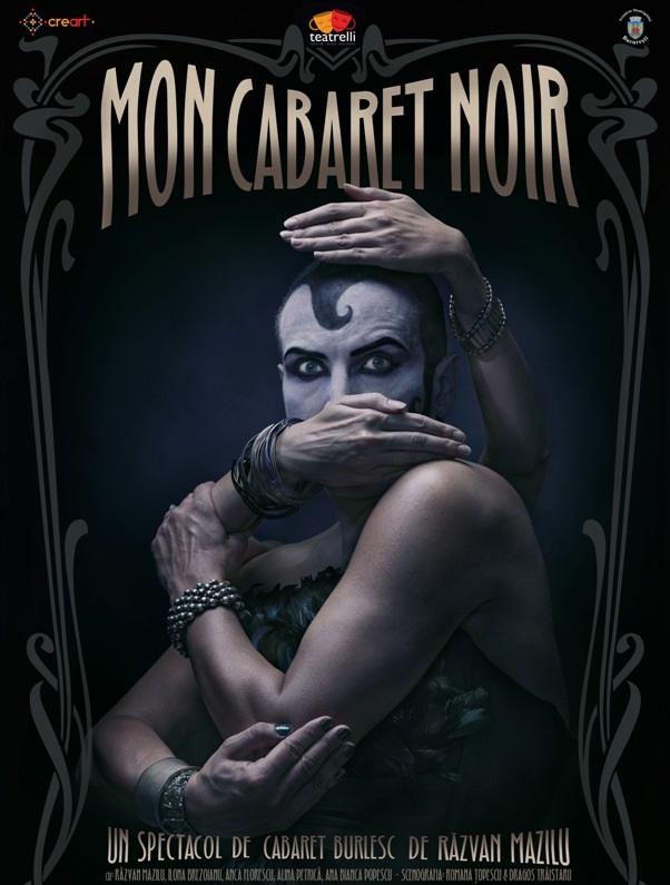 Afis Mon-Cabaret-Noir