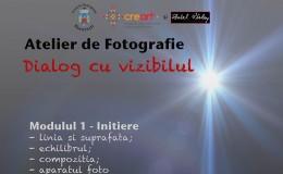 Afis Dialog cu Vizibilul modulul I - creart web
