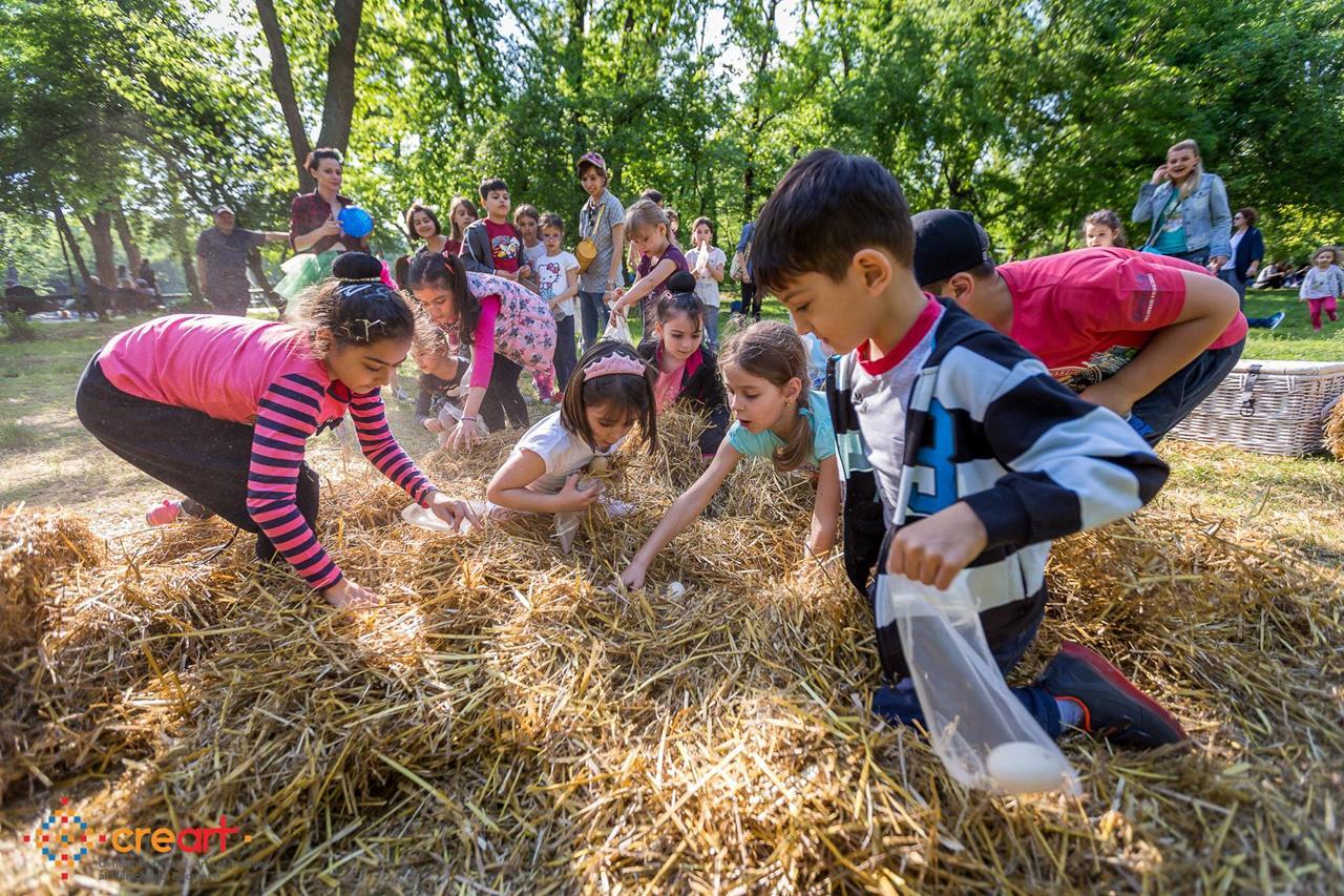 Atracții și ateliere pentru copii @ Tradiții și Flori de Sărbători (30)