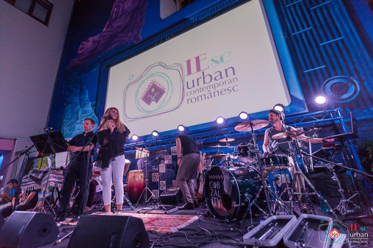 Concert COBZALITY la IEsc 2016